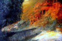 Hans-Dieter-Ilge-Fantasy-Times-Winter-Contemporary-Art-Contemporary-Art
