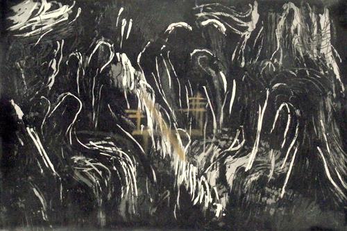 Hans-Dieter Ilge, Harmonische Lebensweise, Society, Contemporary Art
