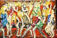 Hans-Dieter-Ilge-Parties-Celebrations-Contemporary-Art-Contemporary-Art