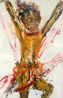 Hans-Dieter-Ilge-People-Models-Emotions-Joy-Modern-Age-Expressive-Realism