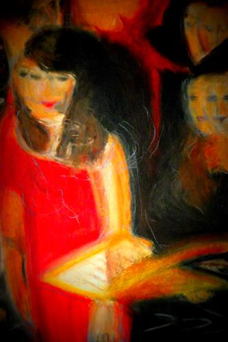 Hans-Dieter Ilge, Gospel, Fantasy, Situations, Contemporary Art