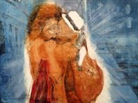 Hans-Dieter-Ilge-People-Couples-Emotions-Joy-Contemporary-Art-Contemporary-Art