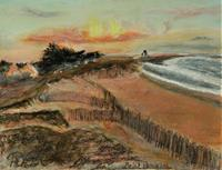 Hans-Dieter-Ilge-Landscapes-Sea-Ocean-Contemporary-Art-Contemporary-Art