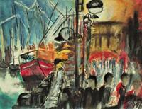 Hans-Dieter-Ilge-Miscellaneous-Romantic-motifs-Contemporary-Art-Contemporary-Art