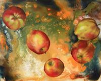 P. Gottstein, Äpfel im Weltraum
