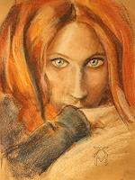 Martin-Kuenne-People-Women-Emotions-Fear-Contemporary-Art-Contemporary-Art