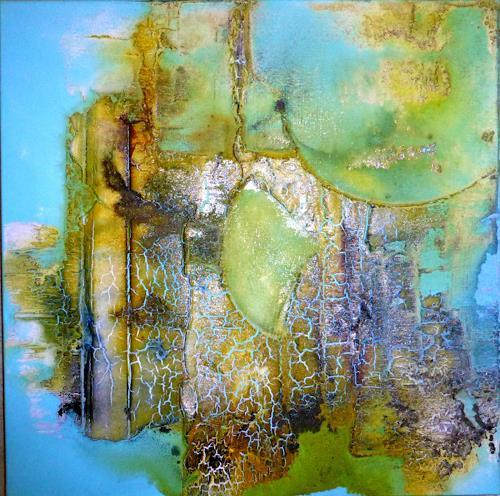 Sandra Dürr, Adaine -  Liebe das Leben, Abstract art, Abstract Art, Expressionism