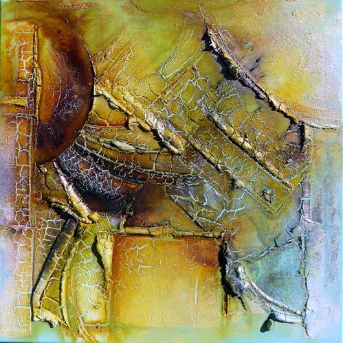 Sandra Dürr, Nazca, Abstract art, Miscellaneous, Abstract Art, Expressionism