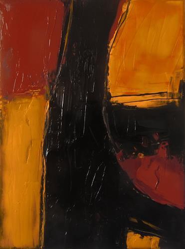 Karin Goeppert, CF 1, Abstract art, Abstract art, Contemporary Art