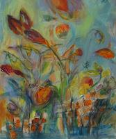 Karin-Goeppert-Abstract-art-Plants-Contemporary-Art-Contemporary-Art