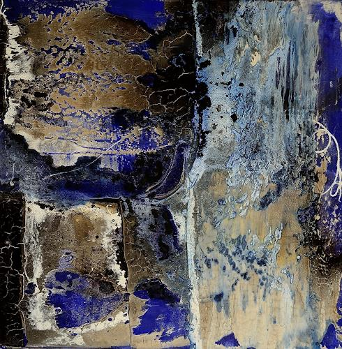 Christine Claudia Weber, OT, Abstract art, Expressionism