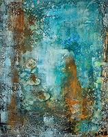 Christine-Claudia-Weber-Landscapes-Abstract-art-Modern-Age-Abstract-Art