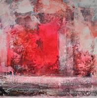 Christine-Claudia-Weber-Abstract-art-Landscapes-Spring-Modern-Age-Abstract-Art