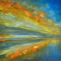 Christine-Claudia-Weber-Landscapes-Nature-Modern-Age-Abstract-Art