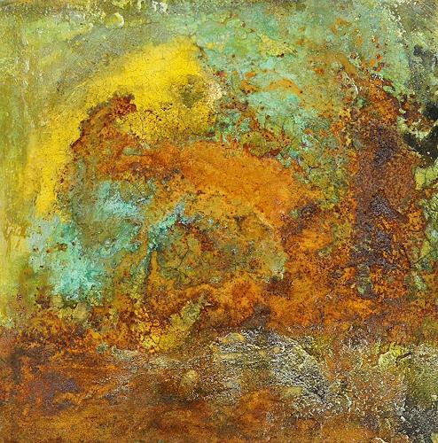 Christine Claudia Weber, N/T, Abstract art, Fantasy, Contemporary Art, Expressionism