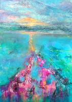 Christine-Claudia-Weber-Landscapes-Summer-Emotions-Joy-Contemporary-Art-Contemporary-Art