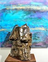 Christine-Claudia-Weber-People-Women-Nude-Erotic-motifs-Contemporary-Art-Contemporary-Art
