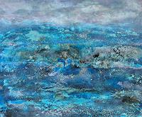Christine-Claudia-Weber-Landscapes-Sea-Ocean-Nature-Earth-Contemporary-Art-Contemporary-Art