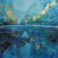 Christine-Claudia-Weber-Abstract-art-Landscapes-Modern-Age-Expressive-Realism