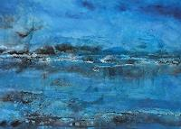 Christine-Claudia-Weber-Landscapes-Nature-Water-Contemporary-Art-Contemporary-Art