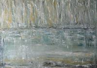 Christine-Claudia-Weber-Landscapes-Winter-Nature-Water-Contemporary-Art-Contemporary-Art