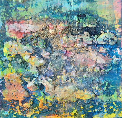 Christine Claudia Weber, Freiheit, Abstract art, Fantasy, Abstract Art, Expressionism