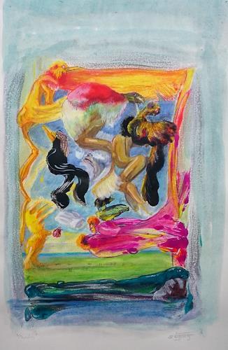 Joachim JORI Niggemeyer, Paradies, Symbol, Symbolism