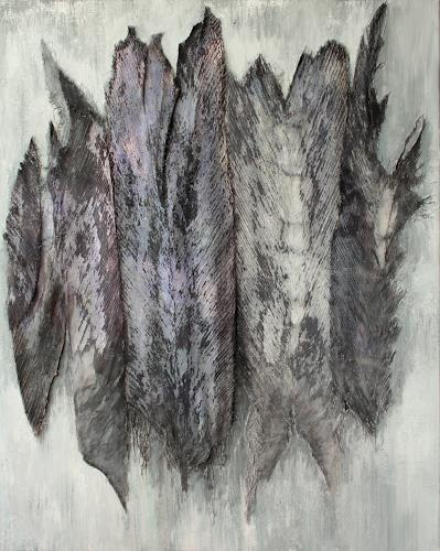 Friedhelm Raffel, Archaische Assoziation, Fantasy, Impressionism, Abstract Expressionism