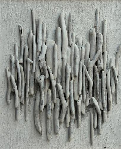 Friedhelm Raffel, Strandgut, Abstract art, Contemporary Art