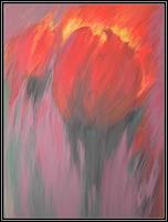Friedhelm-Raffel-Plants-Flowers-Modern-Age-Impressionism