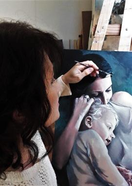 Art by Olga Sarabarina