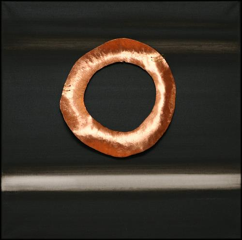 Astrid Hörr-Mann, Totalität II, Symbol, Contemporary Art