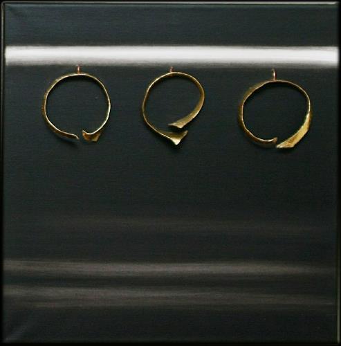 Astrid Hörr-Mann, Existenz I, Symbol, Contemporary Art