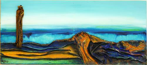 Astrid Hörr-Mann, Bewegliche Bildkomposition I, Abstract art, Symbol, Contemporary Art