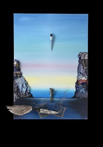 Astrid Hörr-Mann, Befreiungsakt, Society, Post-Surrealism
