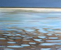 Ingeborg-Mueller-Landscapes-Landscapes-Sea-Ocean-Modern-Age-Modern-Age
