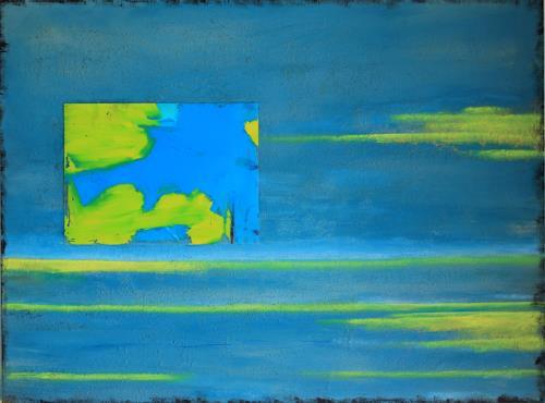 Ingeborg Müller, la mer, Nature, Nature: Water, Abstract Art