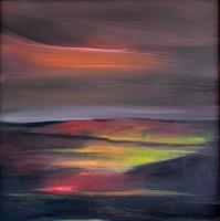 Ingeborg-Mueller-Landscapes-Abstract-art-Modern-Age-Modern-Age