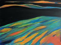 Ingeborg-Mueller-Abstract-art-Landscapes-Modern-Age-Modern-Age
