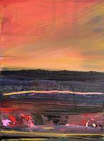 Ingeborg-Mueller-Abstract-art-Landscapes-Modern-Age-Expressionism