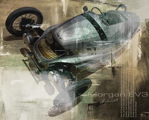 Bernd Michalak, Morgan Modern Times, Technology, Contemporary Art