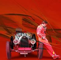 B. Michalak, Bugatti Driver