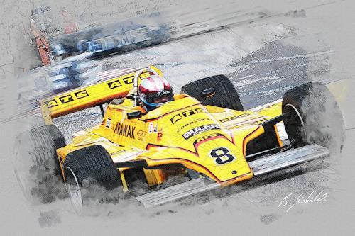 Bernd Michalak, ATS Formel 1, Technology, Contemporary Art