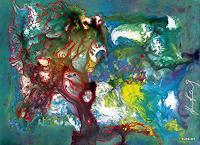 Friedhelm-Apollinar-Kurtenbach-Fantasy-Miscellaneous-Modern-Age-Others