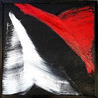 G. Knolmayer, Großer roter Vogel
