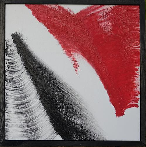 Gerhard Knolmayer, What goes Up must go Down, Symbol, Society, Abstract Expressionism