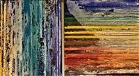 G. Knolmayer, Dekonstruktivistisches Farbenspiel