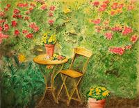 Gabriele-Scholl-Romantic-motifs-Landscapes-Spring-Contemporary-Art-Land-Art