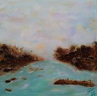 Gabriele Scholl, Fluss