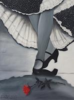 Gabriele-Scholl-People-Women-Miscellaneous-Modern-Times-Realism
